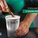 2×1 en Starbucks pagando con tarjetas Banamex Mastercard