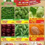 Bodega Aurrera frutas y verduras del 6 al 12 de enero 2017