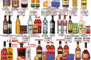 Bodegas Alianza ofertas de vinos y licores del 24 de enero al 5 de febrero
