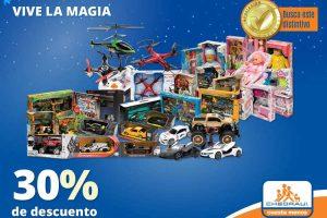 Chedraui 30% de descuento en juguetes importados y 20% en juguetes para bebés