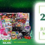 Comercial Mexicana $250 de descuento en juguetes, bicicletas y scooters