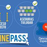 Costco Cinépolis CINEPASS 10 boletos de entrada a $379