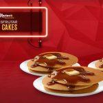 Cupón Martes de McDonald's 9 Hot Cakes por $45 pesos