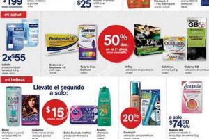 Farmacias Benavides ofertas fin de semana del 13 al 16 de enero 2017
