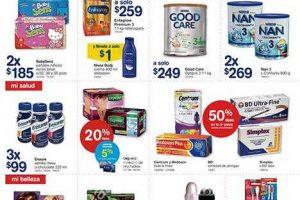 Farmacias Benavides Ofertas de Fin de Semana del 20 al 23 de Enero