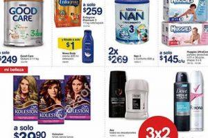 Farmacias Benavides ofertas de fin de semana del 27 al 30 de enero