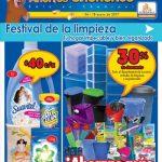 Folleto Chedraui Festival de la Limpieza del 6 al 18 de Enero 2017