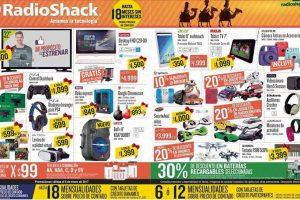Folleto Radioshack Promociones de Reyes Magos 2017