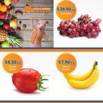 Frutas y Verduras Chedraui 10 y 11 de Enero 2017