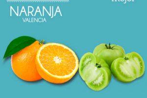 Frutas y Verduras Miércoles de Plaza en La Comer 4 de Enero