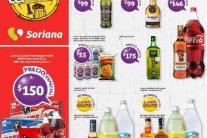 Jueves Cervecero Soriana 12 de enero de 2017