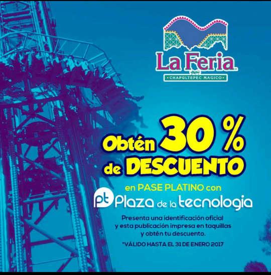 Promociones Descuentos Y Ofertas En La Feria De Chapultepec 2019