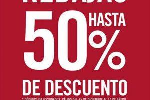 Levis rebajas de fin de temporada hasta 50% de descuento