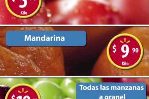 Martes de Frescura Walmart 31 de Enero de 2017