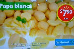 Frutas y Verduras Martes de Frescura Walmart 10 de enero de 2017