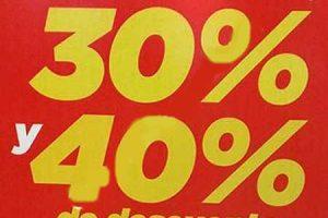 Outlet Martí hasta 40% de descuento adicional a lo ya rebajado