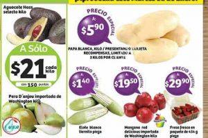 Ofertas Soriana en frutas y verduras 31 de enero y 1 de febrero 2017