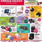 Office Depot folleto de ofertas y promociones enero 2017