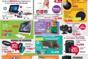 Office Depot folleto de ofertas y promociones enero 2017