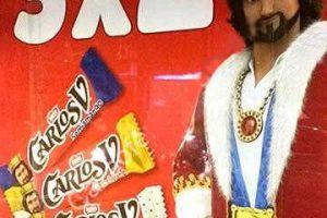 Oxxo 3×2 en chocolate Carlos V del 5 al 8 de enero