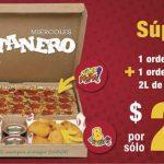 Promociones Benedetti's Pizza Lunes a Viernes para el 2017
