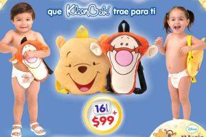 Promoción Puntos KleenBebé Huggies Mochilas Magic Bags con 16 puntos y $99