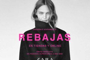 Segundas Rebajas en Zara, Bershka, Stradivarius, Pull&Bear, Oysho y Más