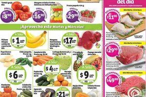 Frutas y Verduras Soriana 10 y 11 de Enero 2017