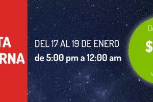 Venta Nocturna VivaAereobus Vuelos desde 5 pesos + impuestos