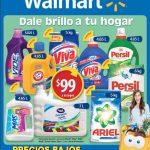 """Walmart Folleto de Ofertas """"Dale brillo a tu hogar"""" del 7 al 17 de Enero"""