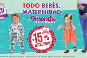 BB Fest Suburbia ofertas en ropa de bebés del 16 de febrero al 1 de marzo