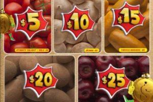 Bodega Aurrera frutas y verduras tiánguis de mamá lucha del 24 de febrero al 2 de marzo