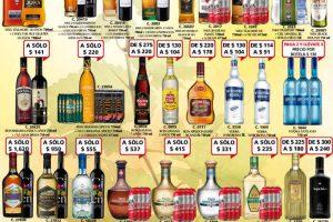 Bodegas Alianza ofertas de vinos y licores del 7 al 19 de febrero