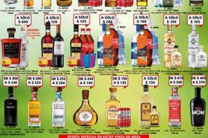 Bodegas Alianza ofertas de vinos y licores del 28 de febrero al 12 de marzo
