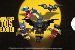 Cajita Feliz McDonald's Juguetes de LEGO Batman