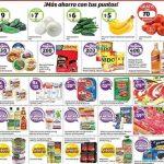 Carnes frutas y verduras Soriana del 17 al 19 de febrero 2017