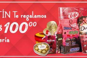 Comercial Mexicana Promociones de fin de semana y San Valentín al 14 de Febrero