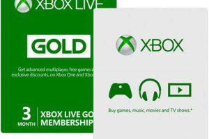 Liverpool Tarjetas Xbox Live con 15% de descuento