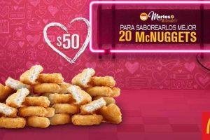 Cupones Martes de McDonalds 21 de Febrero de 2017
