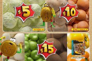 Frutas y Verduras Bodega Aurrera del 10 al 16 de Febrero