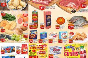 HEB ofertas de fin de semana en frutas, verduras 24 de febrero