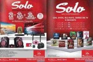 Promociones de fin de semana en Sanborns del 17 al 20 de febrero