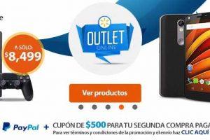 Walmart: cupón de $500 pagando con Citibanamex + hasta 12 MSI con PayPal