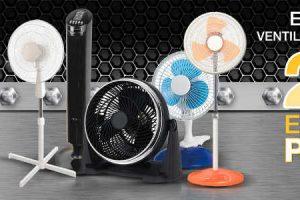 Comercial Mexicana 20% de bonificación en todos los ventiladores