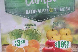 Comercial Mexicana frutas y verduras martes y miercoles del campo 14 y 15 de marzo