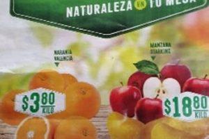 Comercial Mexicana: frutas y verduras martes y miercoles del campo 7 y 8 de marzo