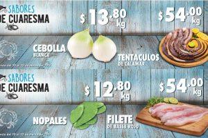Comercial Mexicana Promociones de Cuaresma del 10 al 12 de Marzo 2017