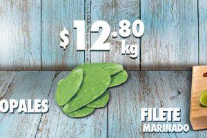 Comercial Mexicana ofertas de cuaresma y verduras del 24 al 27 de marzo