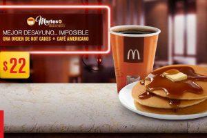Cupones Martes de McDonald's 14 de marzo 2017