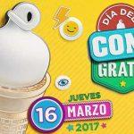 Día del Cono Gratis Dairy Queen jueves 16 de marzo 2017
